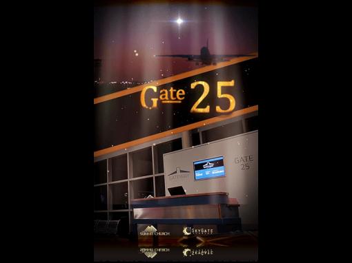 Gate 25